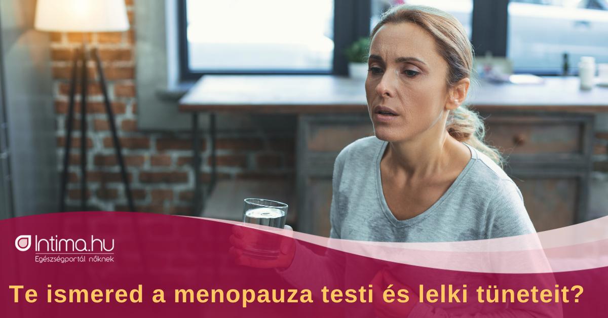 a menopauza átélése súlycsökkenést okozhat